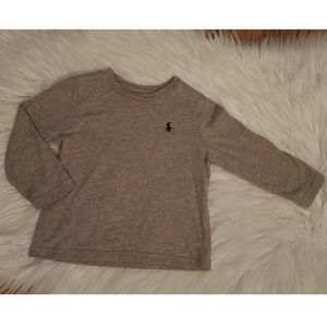 Baby Boy Ralph Lauren Long Sleeve Top